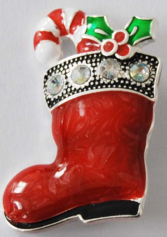 可爱圣诞节系列胸针