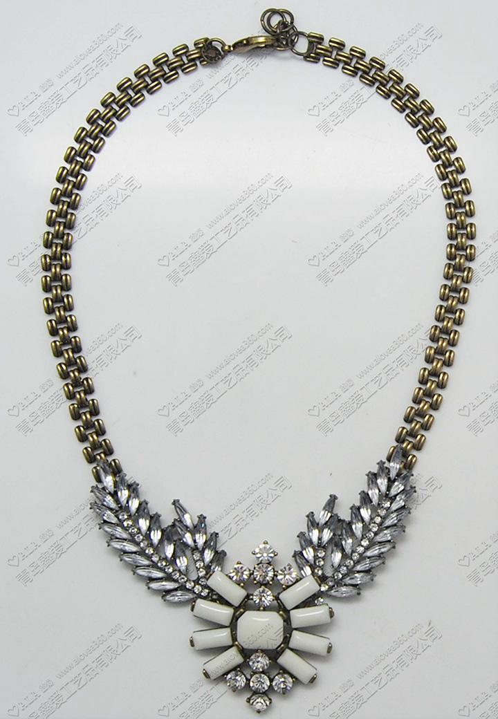 出口欧美大牌时尚精美项链