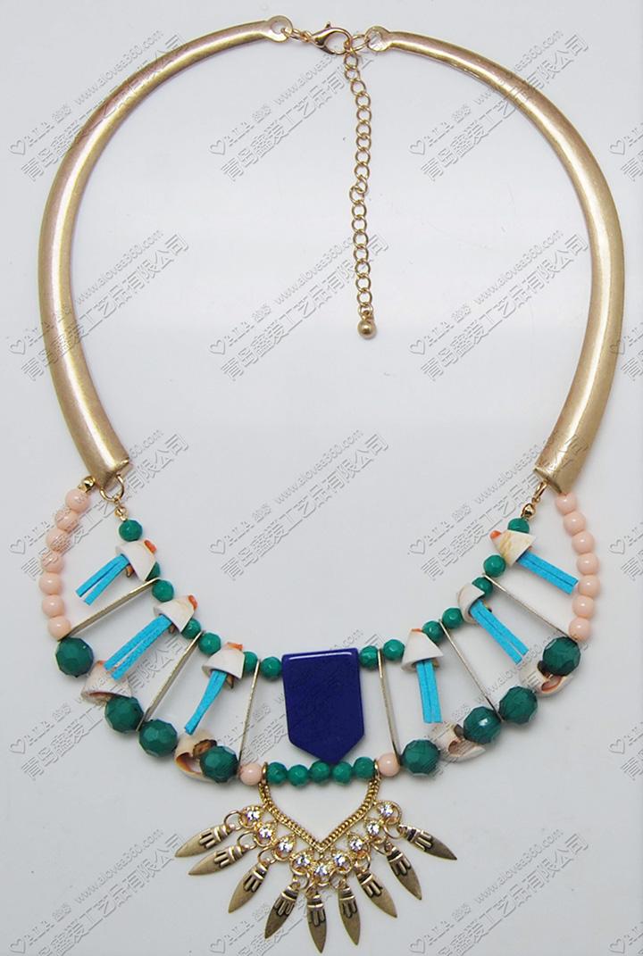 贝壳海洋系列夏季百搭时尚颈链